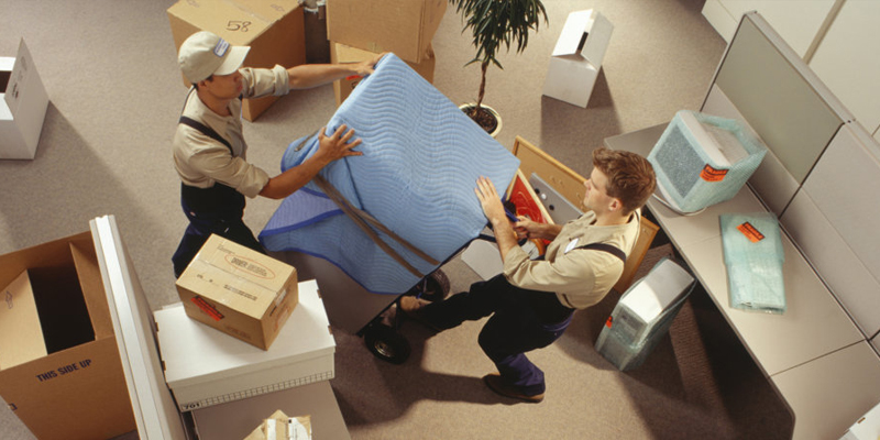 Commercial relocation Hollywood