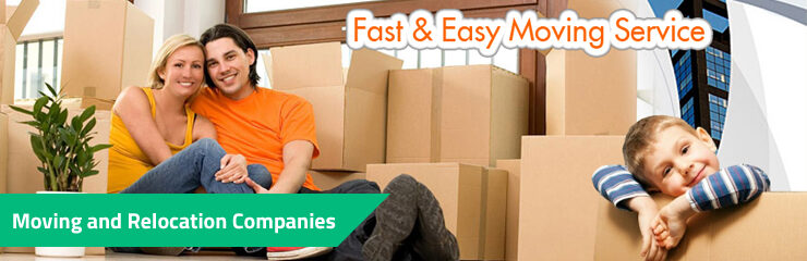 Moving and Relocation Companies