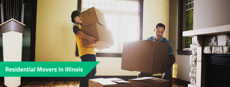 Residential-Movers-In-Illinois